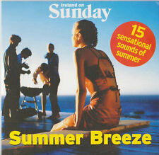 SUMMER BREEZE PROMO CD ELO BOZ SCAGGS TOTO DONOVAN KENNY LOGGINS SANTANA L/SEEDS