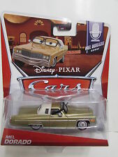 DISNEY PIXAR CARS    MEL DORADO #5/9  WITH GLASSES W+