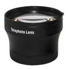 Tele Lens for Sony DCR-VX2200 DCR-VX2200E HDR-AX2000 HDR-FX1 HDR-FX1000 HVR-S270