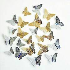 12pcs 3D Butterfly Wall Stickers Art Decals Home All Room Decorations Decor Kid/