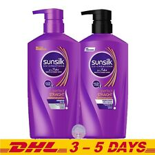 Special Pack Sunsilk Perfect Straight Shampoo + Conditioner 650 ml