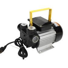 Self Priming Electric Oil Pump Transfer Fuel Diesel 110V Ac With Aluminum Casing