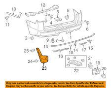 TOYOTA OEM 14-16 4Runner-Mud Flap Splash Guard Left 7662235150