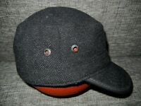 THE GAP Gray Military Style CADET HAT Baseball Cap Casual Hiking Size M/L 7 1/4