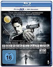 Predestination 3D [2014] (Blu-ray 3D +2D)~~~Ethan Hawke~~~NEW & SEALED