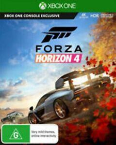 Forza Horizon 4 XBOX ONE VERY GOOD FREE POST + TRACKING!