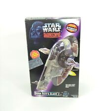 Star Wars Shadows of the Empire - Slave I with Han Solo in Carbonite