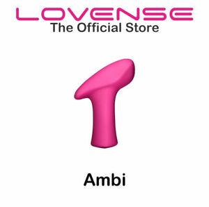LOVENSE Ambi Bullet Vibrator, Super Small and Discreet Powerful Stimulator