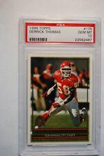 1996 Topps #175 Derrick Thomas  PSA GEM MT 10