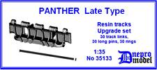 PANTHER Late type Resin tracks Upgrade set 1/35