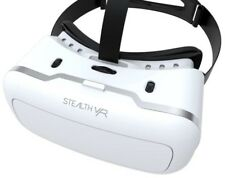 Stealth VR 200 Mobile Virtual Reality Headset White