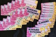 300 Euro Guthaben bei EIS.de - 30 x 10-Euro-Gutschein