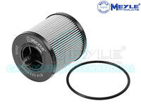Meyle Oil Filter, Filter Insert with seal 614 322 0008