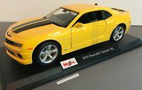 Maisto 2010 Chevrolet Camaro SS Yellow 2020 Special Edition #31173