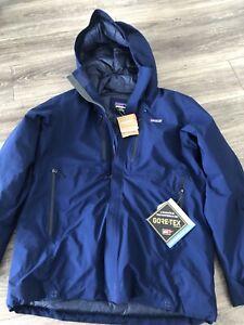 New Patagonia Primo Puff Insulated Ski Snow Jacket Goretex Mens Large