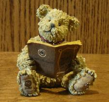 Boyds Bearstone #257000SM THEODORE M BEAR, 100th Anniversary of Teddy Bear, NIB