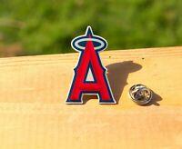 Los Angeles Angels 2012 Baseball Silver Tone Metal & Enamel Lapel Pin Pinback