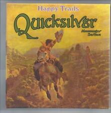QUICKSILVER MESSENGER SERVICE 5 JAPAN mini lp cd &  Happy Trails promo box set