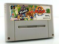 Super Puyo Puyo 2 Remix - Nintendo Super Famicom SFC JAP Japan
