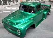 Custom Painted Body '56 Ford F-100 For 1/10-1/8 RC Monster Trucks T/E-Maxx/Revo
