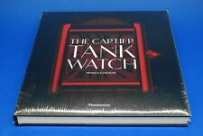 "THE CARTIER ""TANK WATCH"" BY FRANCO COLOGNI BOOK BRAND NEW"