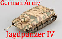 Easy Model 1/72 German Army Jagdpanzer IV 1945 Plastic Tank Model #36126
