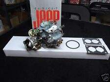 Jeep CJ carburetor, YJ carburetor, Jeep SJ carburetor,CJ Laredo