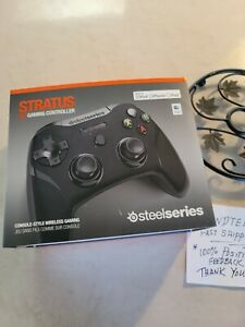 SteelSeries Stratus XL, Gaming Controller Mac, iPad, iPhone,iPod Bluetooth