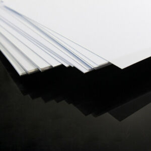 ABS09 16PCS Mixed Thickness ABS Styrene Sheets 200 x 250mm Architectual Material