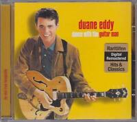 DUANE EDDY Dance With The Guitar Man CD 2001 * RARE * NEW