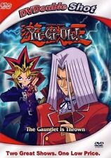 Yu-Gi-Oh : The Gauntlet Id Thrown ( DVD, 1996 )