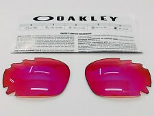 LENTES OAKLEY RACING JACKET 9171 & JAWBONE 9089 PRIZM TRAIL REPLACEMENT LENSES