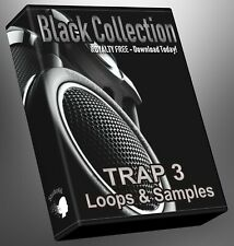 Trap Loops Black Collection Part 3 Ableton Logic FLStudio Cubase Reason Presonus