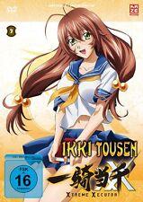 Ikki Tousen - Xtreme Xecutor - Vol.3 - Episoden 7-9 - DVD - NEU