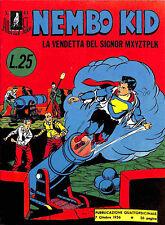 [086] ALBI DEL FALCO NEMBO KID ed. Mondadori 1956 Ristampa n.  64 stato Edicola