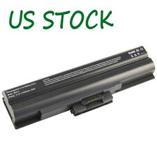Laptop Battery for Sony Vaio VGP-BPS13/S VGP-BPL13 VGP-BPL13A SR SR92S Windows7
