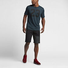 Nike Air Jordan Jsw Iconic 23 Tee Armory Navy 843713-454 Size Xl *