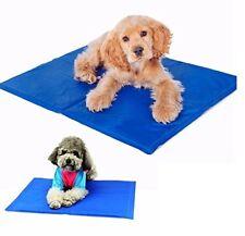 Multi funzionale Dog Pet Tappetino di raffreddamento 40x30cm-Cuscino Laptop Copertura Per Animali Cuscino per Auto