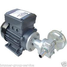 UPX/AC Zahnradpumpe aus Edelstahl 10 l/min AISI 316 L