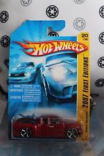 hot wheels 1/64 2007 First Editions Chevy Silverado 020