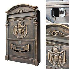 briefkasten antik g nstig kaufen ebay. Black Bedroom Furniture Sets. Home Design Ideas