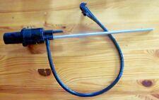 "Reusable party beer sphere keg tap short stroke hand pump 24"" hose nozzle valve"