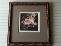 "G.H Rothe ""Performance 1979"" Mezzotint Print, Framed, 6 1/2"" x 6 1/2"" (Image)"