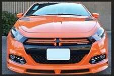 Razzi 2013 2014 2015 Dodge Dart Rallye Ground Effects Kit - PAINTED!!!!