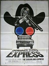 SUGARLAND EXPRESS Affiche Cinéma / Movie Poster STEVEN SPIELBERG