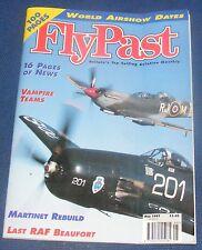 FLYPAST MAGAZINE MAY 1997 - MARTINET REBUILD/LAST RAF BEAUFORT