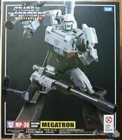 TRANSFORMERS MASTERPIECE MP-36 MEGATRON Action Figure Toys Gift Takara Tomy