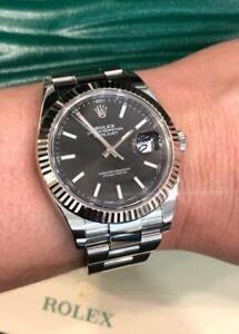 Rolex Datejust 41 Model 126334-0017