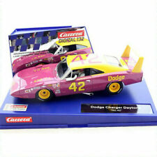 Dodge Charger Daytona No 42 Carrera Digital 132 Scale Slot Car 20030941