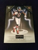 B63 Anthony Miller RC ROOKIE CARD Chicago Bears 2018 Playbook Football